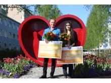 Rese- och kulturstipendiater 2013