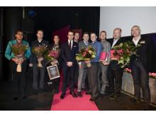 Alla vinnarna Visa vägen 2013