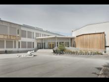 Miljöbyggnad - Sävehuset