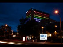 Zurich leuchtet Pride