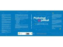 Psykologi på Jobbet - hela omslaget.