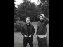 Rune Skyum-Nielsen & Nicklas Bendtner