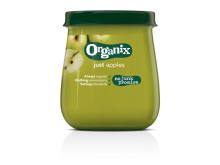 Organix just apples