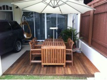 Outdoor Decking @ Home