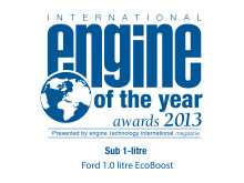ECOBOOST 1,0 - INTERNATIONAL ENGINE OF THE YEAR 2013 – 3