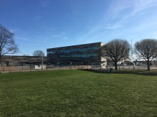 Viktoriaskolan april 2017