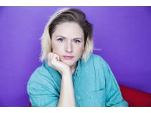 Carolina Hemlin, chefredaktör för tidskriften Ottar