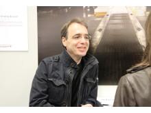 David Safier på Bokmässan 2013