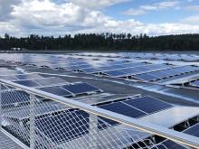 Håndverksveien 25 - Solcellepaneler på taket