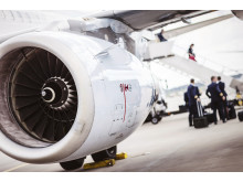 Planes's turbine