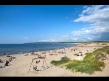 Vilshärads strand