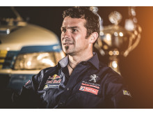 Peugeot återvänder till Dakarrallyt - Cyril Despres