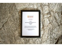 """Pressbild för """"Årets besöksnäringsföretag på Värmdö 2019"""""""