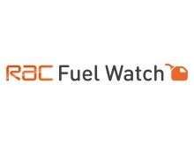 RAC Fuel Watch logo on white background - for website use