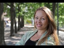 Kunstnerisk leder, Stine W. Torbergsen i Spill norsk.