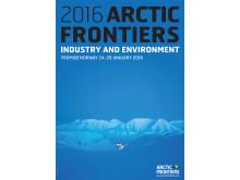 Poster Arctic Frontiers 2016