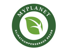MyPlanet - klimatkompenserade resor