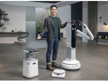 CES 2021_Samsung Press Conference_Bringing AI and Robots to Daily Life
