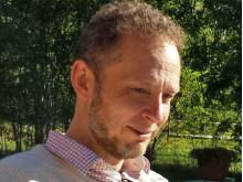 """Niklas Högberg är omställningscoach och medverkar i dialogprocessen """"Harmony with Nature"""""""