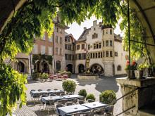 Biel: Altstadt mit Venner Brunnen