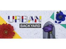 Urban Backyard - one of the trends for 2018 that is presented by Elmia Garden Trends