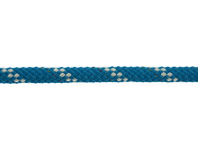 PolyRopes Poly-Braid-32 blå med vit kod