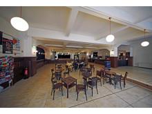 Kupfersaal - Gastronomiebereich