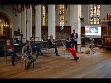 Bach-Marathon - Präsentation des Programms in der Thomaskirche