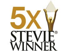 CreaLog gewinnt 2018 insgesamt fünf German Stevie Awards