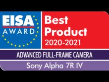 EISA Award Sony Alpha 7R IV