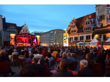 Bachfest Leipzig - Open Air Konzerte auf dem Leipziger Markt
