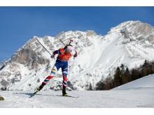 Johannes - sprint VM Hochfilzen
