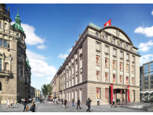 Visualisierung Alter Wall Hamburg