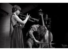 Umeå Jazzfestival/ Susana Santos Silva/ Torbjörn Zetterberg