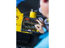 1CP41 kontrollbox till Scanlaser grävsystem