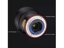Samyang AF 14mm F2.8 RF 10 Weather Sealing_22936_9