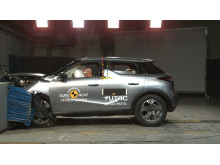 DS 3 Crossback - Frontal Offset Impact test 2019