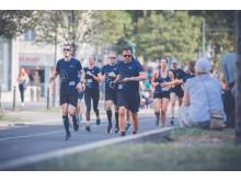 Start und Ziel für die etwa 2.000 Läufer ist der Roßmarkt.