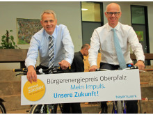 Auftakt Bürgerenergiepreis Oberpfalz 2016