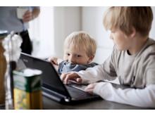 Familieliv og internett