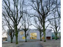 Kviberg krematorium Ereus arkitekter foto Bert Leandersson