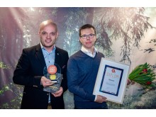 Elmia Spark Award 2019, Innovator of the Year, Weland