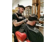 Eda Edgren, Zigges Barbershop, Linköping