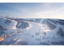 Nya Hundfjället - SkiStar Sälen