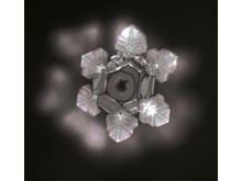 Lichtquelle-Kristall nach Emoto