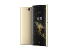 Xperia XA2 plus_group_gold