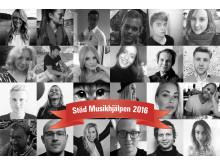 Berghs digitala strateger och digitala kreatörer 2016/2017