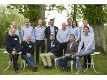 Svenska Skidanläggningars organisations nya styrelse 2016