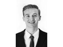 Jonas Uhlbäck, fastighetsmäklare HusmanHagberg Södermalm/Gamla Stan