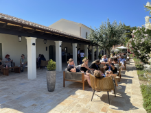 Inforreise Korfu 21 Pause